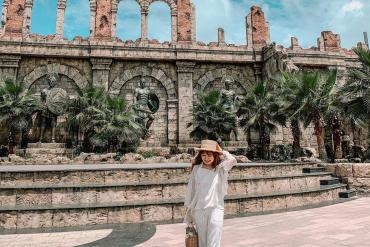 Loạt địa điểm check-in như trời Tây ở Việt Nam