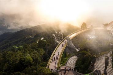 Hành trình Sun World Ba Na Hills trở thành biểu tượng du lịch thế giới