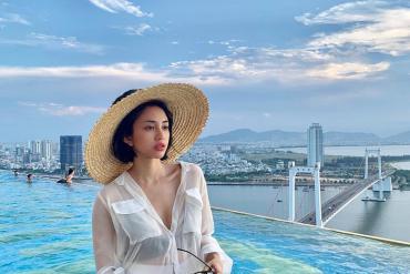 4 khách sạn có hồ bơi vô cực ở Đà Nẵng cho ngày Valentine
