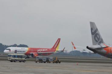 Hàng không Việt hồi phục sau dịch: Số chuyến bay tăng hơn 70% trong một tháng