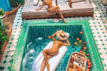 Những khách sạn sang chảnh có hồ bơi cho chuyến vi vu Hội An