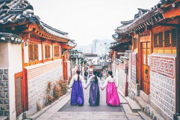 Du lịch Seoul đón giáng sinh, xem trình diễn nghệ thuật Drawing Show
