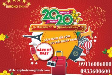 CHÙM TOUR TẾT NGUYÊN ĐÁN 2020