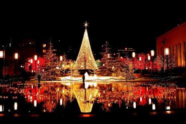 Đón Giáng sinh châu Á lý tưởng