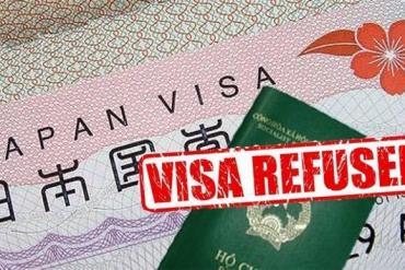 Bốn lý do có thể khiến bạn trượt visa du lịch Nhật Bản