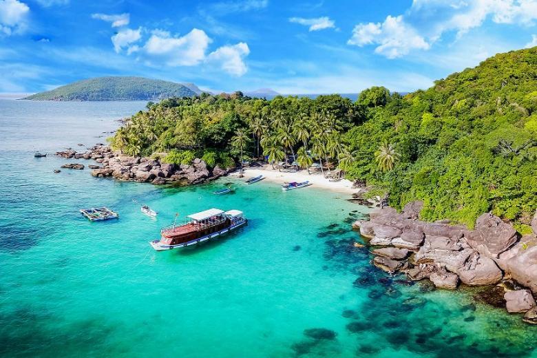 Tour Du Lịch: Phú Quốc - Đông Đảo - Sunset Sanato - Câu Cá Lặn Ngắm San Hô
