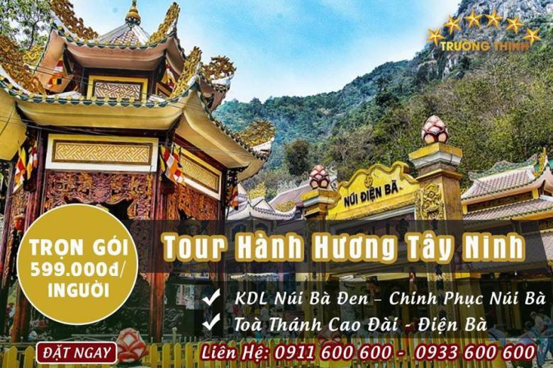 Tour Hành Hương Núi Bà Tây Ninh