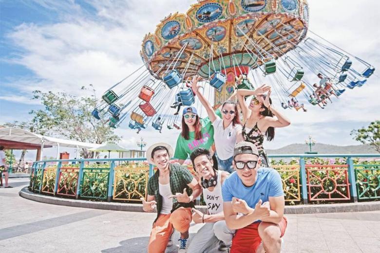 Tour Du Lịch: Nha Trang - Thành Phố Biển VINPEARLLAND