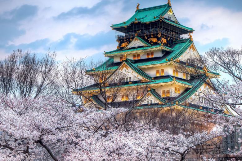 Tour Du lịch: Nhật Bản - KANSAI – KYOTO – OSAKA