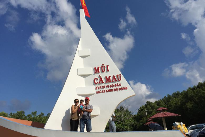 Land Tour Du lịch: Cần Thơ - Cà Mau