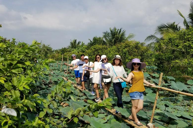 Land Tour Du lịch: Cần Thơ - Côn Sơn