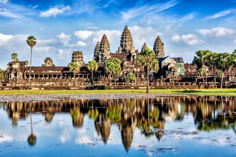 Tour Du Lịch: Campuchia - Siem Reap - Phnom Penh