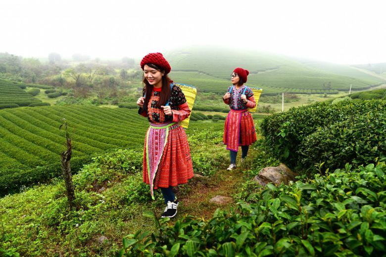 Tour Du lịch: Mai Châu - Hòa Bình nếm rựu cần, thăm bản làng