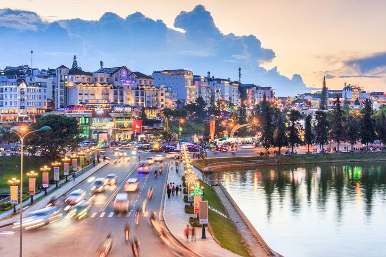 Tour Du lịch: Biển Nha Trang - Đà Lạt Ngàn Hoa 4N3Đ