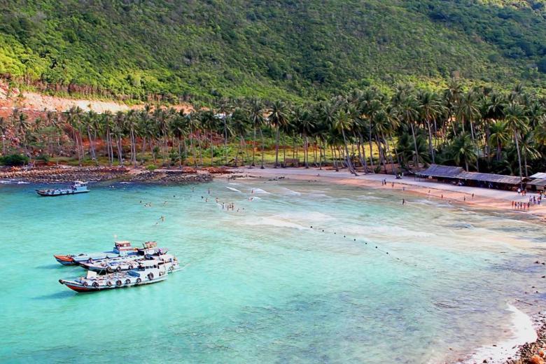 Tour Du Lịch: Đảo Nam Du - Hạ Long Phương Nam